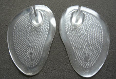 SI-SIV02_Gel Sandal Guards with Ball-of-Foot Cushion